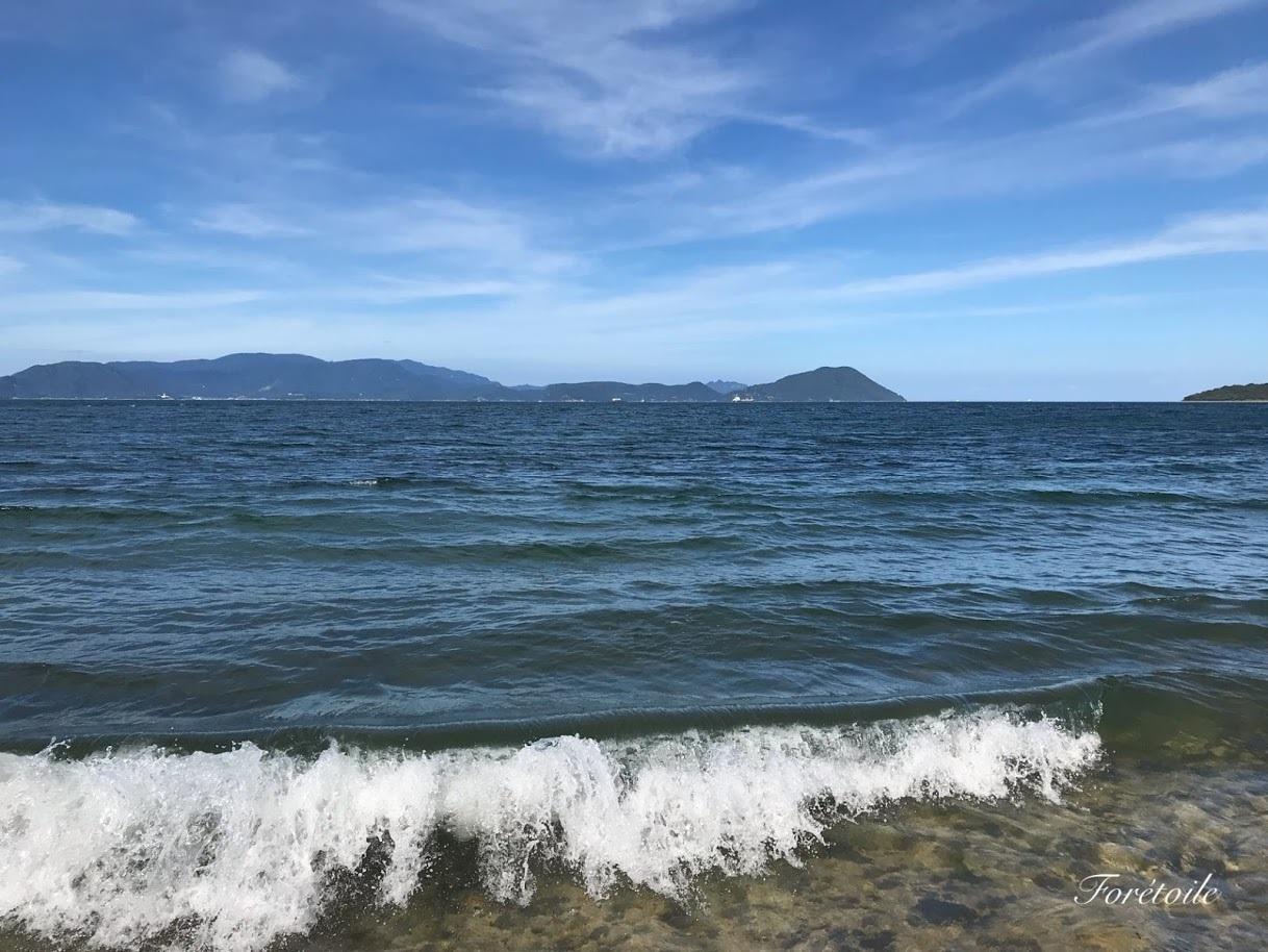 夏の思い出 la mer~海~_f0377243_09322235.jpg