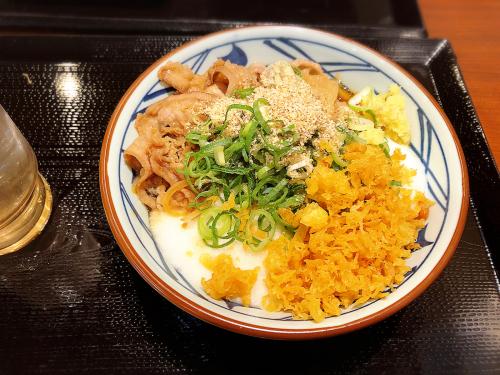 丸亀製麺 三重大学前店_e0292546_21435095.jpg