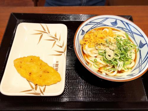 丸亀製麺 三重大学前店_e0292546_21440327.jpg