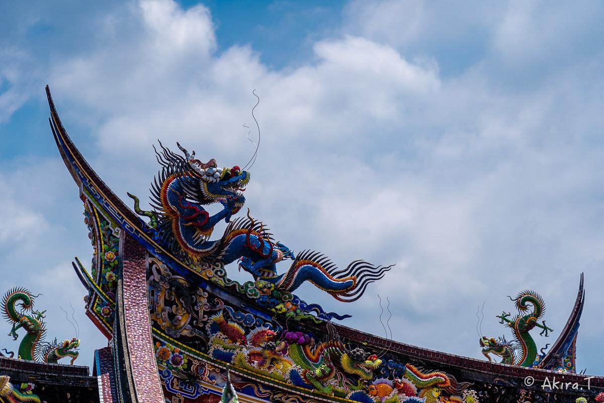台湾 -12- 〜大龍峒保安宮 2〜_f0152550_22545539.jpg