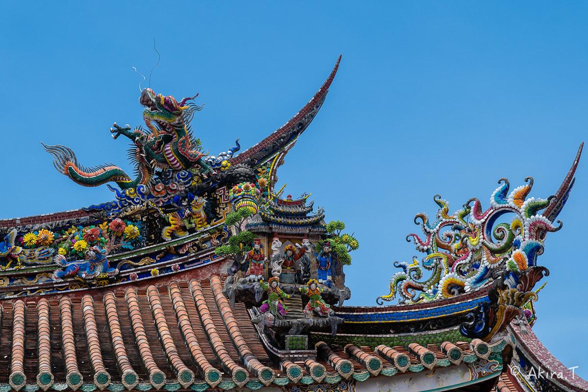 台湾 -12- 〜大龍峒保安宮 2〜_f0152550_22555732.jpg