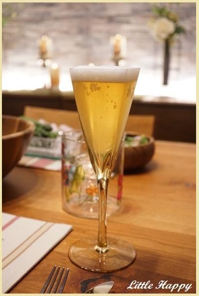 お気に入りのグラスでビールを楽しむ夜!_d0269651_11073468.jpg