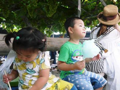 熊本ぶどう 社方園 第12回ぶどう祭り 前編_a0254656_09471664.jpg