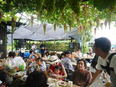 熊本ぶどう 社方園 第12回ぶどう祭り 前編_a0254656_18352949.jpg