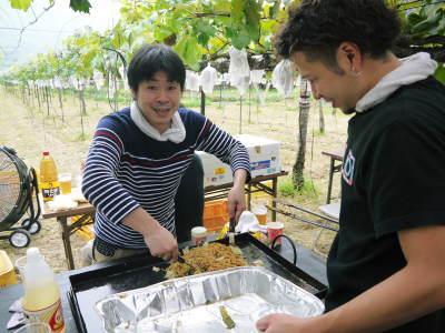 熊本ぶどう 社方園 第12回ぶどう祭り 前編_a0254656_18484266.jpg