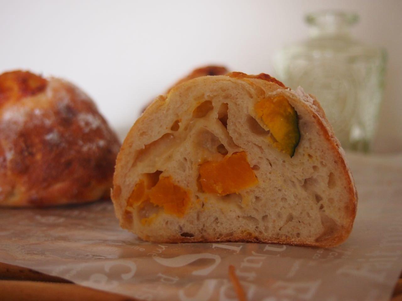 南瓜とチーズのリュスティック焼きました♫_d0347457_00063418.jpg