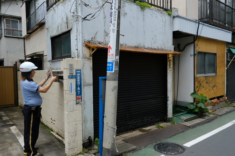東京の坂道 #38-3 青山寸景_f0079061_19423844.jpg