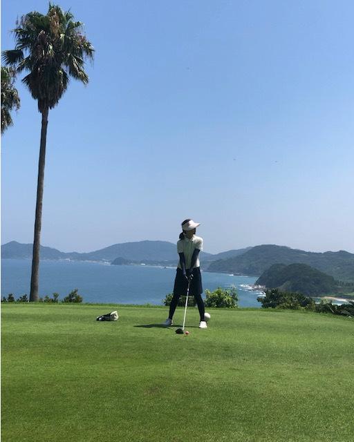 ゴルフ!!_a0177966_12483408.jpg