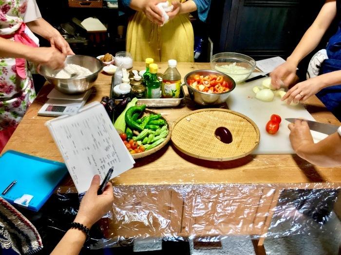 花背でお料理教室〜お料理・8月〜のご報告_b0057979_20103583.jpg