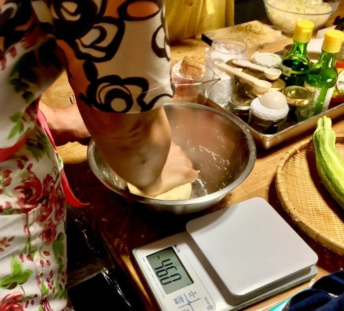 花背でお料理教室〜お料理・8月〜のご報告_b0057979_20103841.jpg