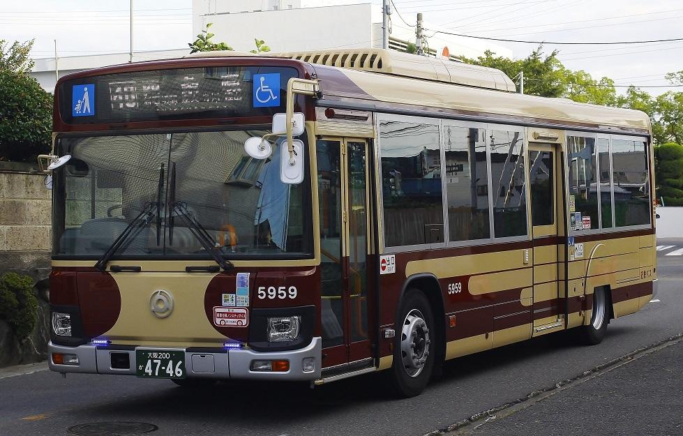 近鉄バス5959 : 適鉄~4th~