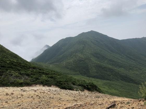 百名山!斜里岳に行ってきました_d0198793_16053402.jpg