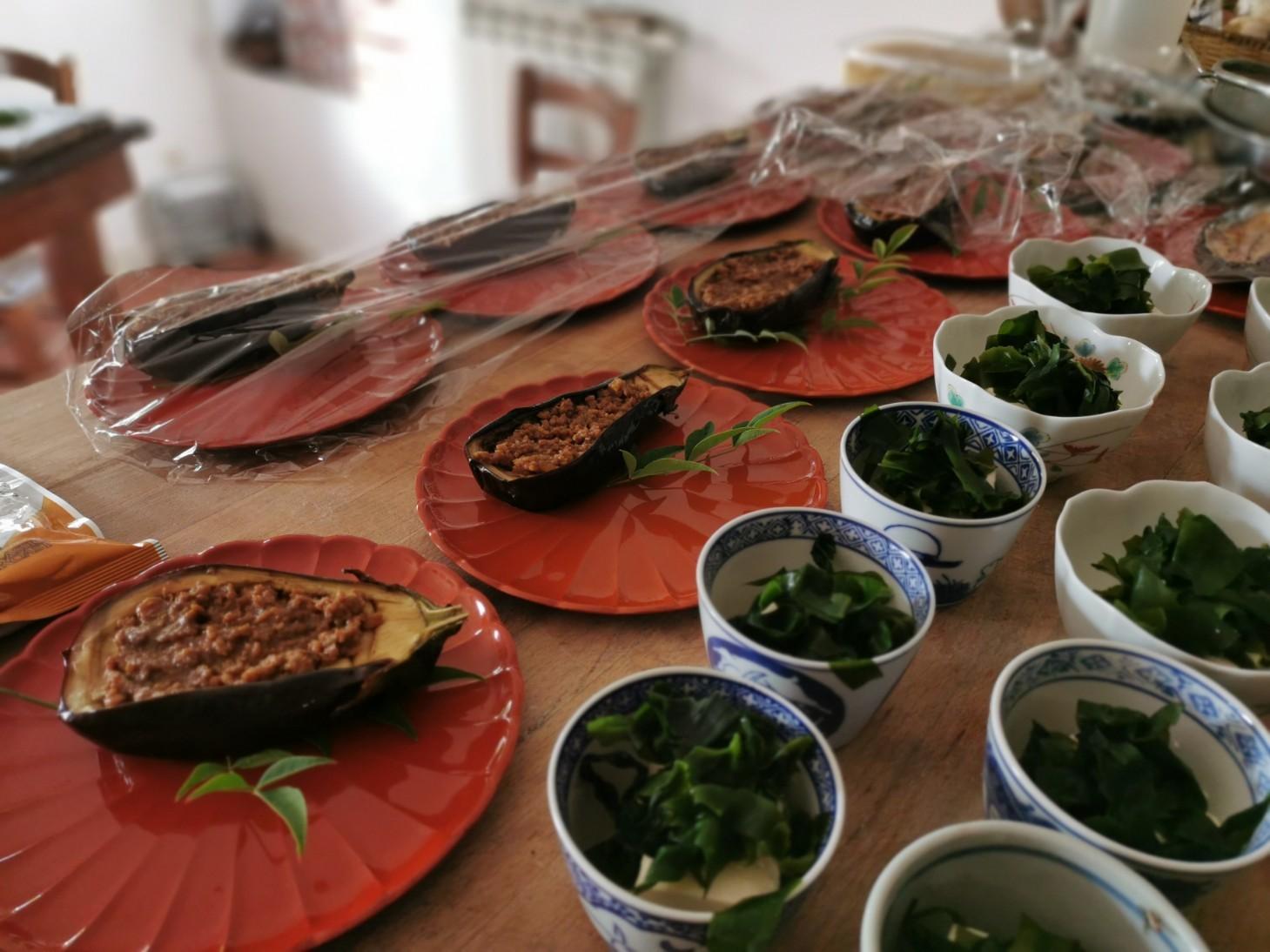 トスカーナで和食の宴_f0106597_06551948.jpg