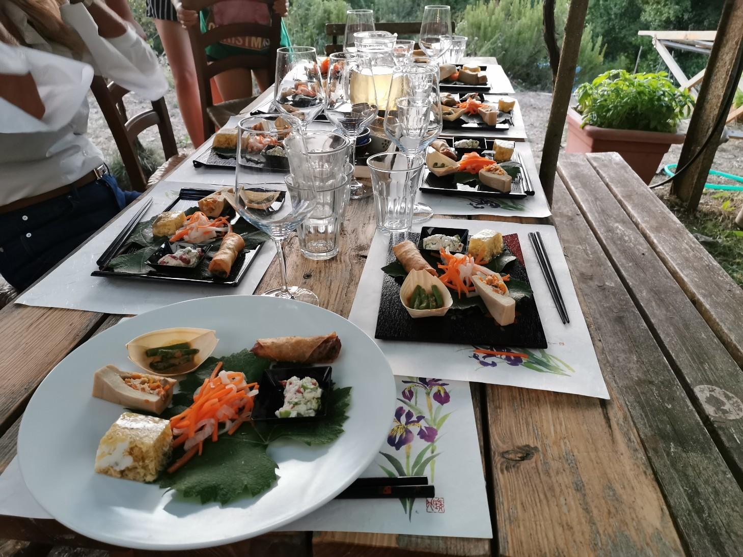 トスカーナで和食の宴_f0106597_06561749.jpg