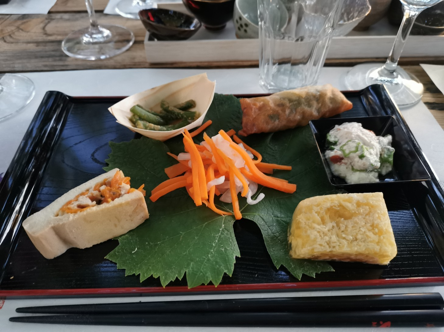 トスカーナで和食の宴_f0106597_06563176.jpg