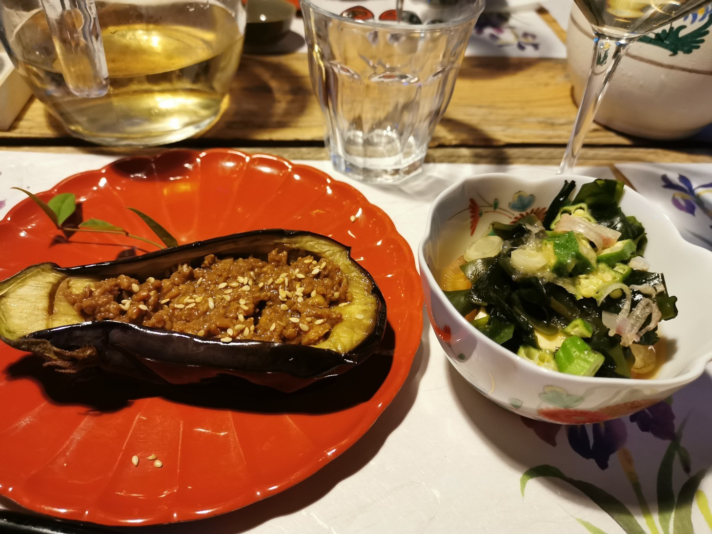 トスカーナで和食の宴_f0106597_06564933.jpg