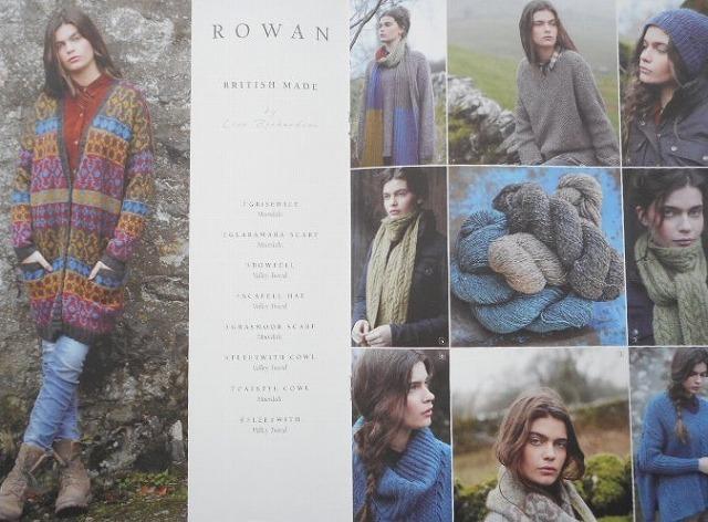 2019AW Rowan Magazine とコレクション冊子紹介_f0117399_22165324.jpg