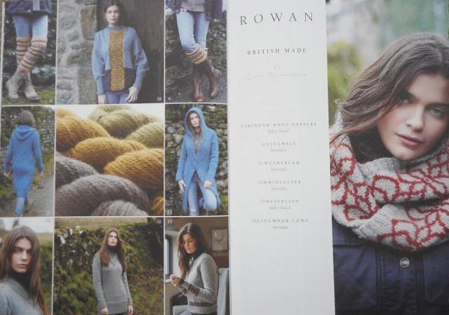 2019AW Rowan Magazine とコレクション冊子紹介_f0117399_22170691.jpg