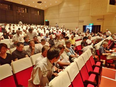 「多面的機能支払技術研修会」が開かれました_c0336902_21380336.jpg