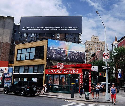 """パブリック・アート・ファンドが30年前の作品を再展示、Felix Gonzalez-Torres: \""""Untitled,\"""" 1989_b0007805_18522506.jpg"""