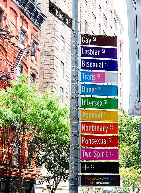 NYのゲイ・ストリートが、アクセプタンス・ストリート(Acceptance Street)へ改名_b0007805_23331355.jpg