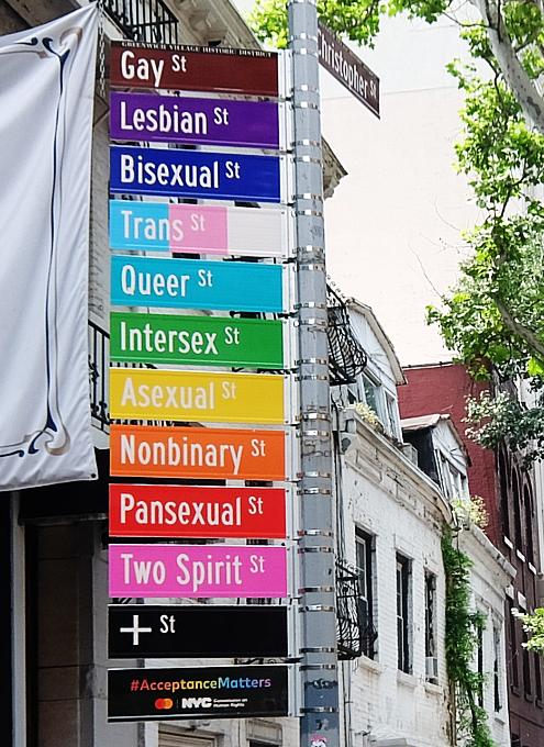 NYのゲイ・ストリートが、アクセプタンス・ストリート(Acceptance Street)へ改名_b0007805_23353323.jpg