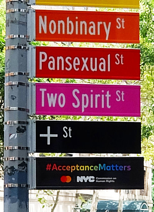 NYのゲイ・ストリートが、アクセプタンス・ストリート(Acceptance Street)へ改名_b0007805_23360346.jpg