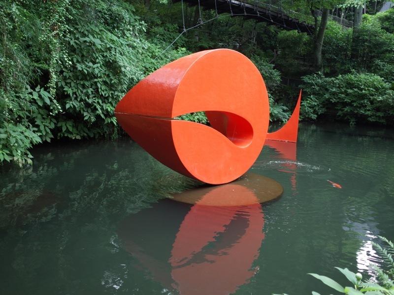 Marta Pan, Floating Sculpture No. 3_e0276411_22134707.jpg