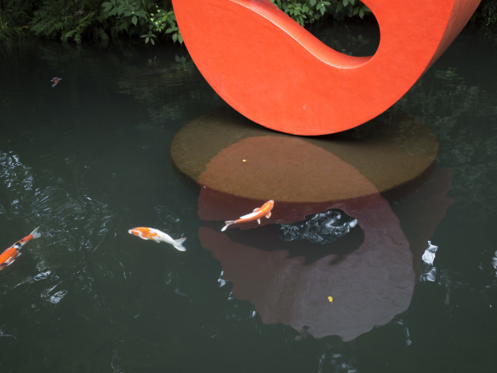 Marta Pan, Floating Sculpture No. 3_e0276411_22222357.jpg
