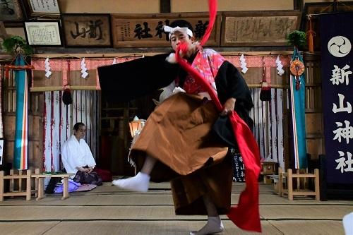 新山神社例大祭 岩手県九戸村江刺家_c0299631_19082487.jpg