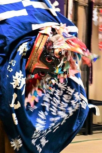 新山神社例大祭 岩手県九戸村江刺家_c0299631_19152570.jpg