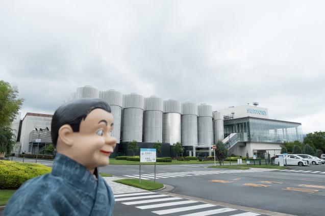 7月のキラク写真講座:サントリービール工場 見学編_e0369736_21103779.jpg