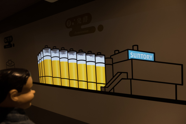 7月のキラク写真講座:サントリービール工場 見学編_e0369736_21110469.jpg