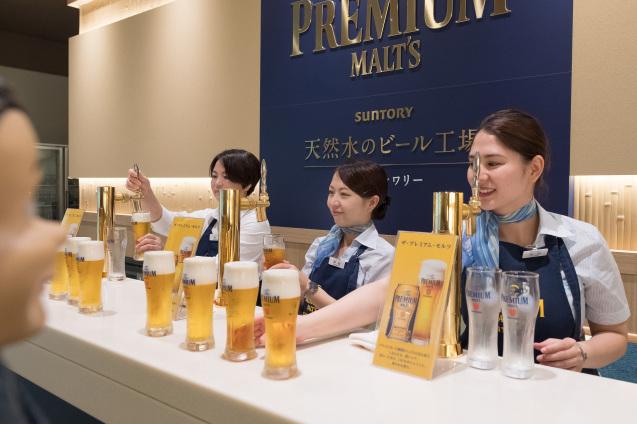 7月のキラク写真講座:サントリービール工場 試飲編_e0369736_21143341.jpg