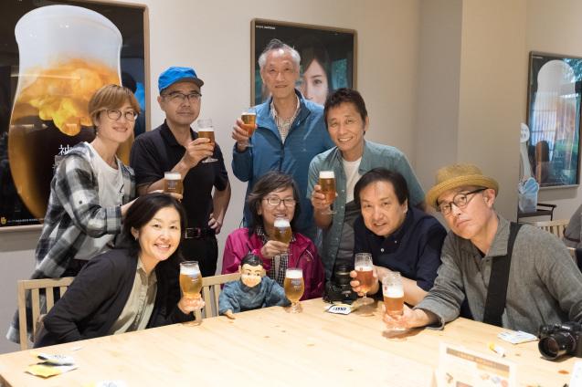 7月のキラク写真講座:サントリービール工場 試飲編_e0369736_21152834.jpg