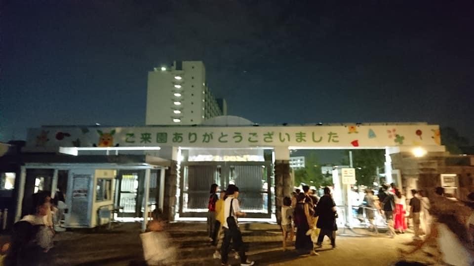 東山動植物園ナイトズー2019 最終日!_f0373339_14363000.jpg