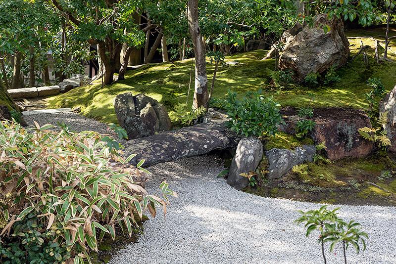 妙心寺 退蔵院(その2)元信の庭_c0112559_08355064.jpg
