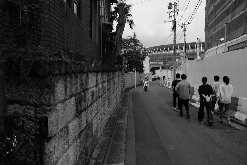 東京の坂道 #38-4 勢揃坂、観音坂、鳩森八幡神社_f0079061_17553568.jpg