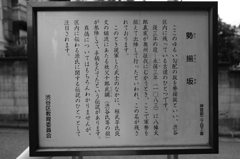 東京の坂道 #38-4 勢揃坂、観音坂、鳩森八幡神社_f0079061_17554786.jpg
