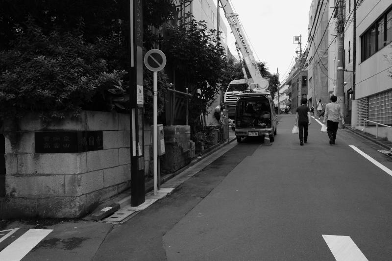 東京の坂道 #38-4 勢揃坂、観音坂、鳩森八幡神社_f0079061_17560145.jpg