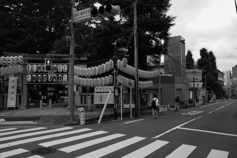 東京の坂道 #38-4 勢揃坂、観音坂、鳩森八幡神社_f0079061_17561103.jpg