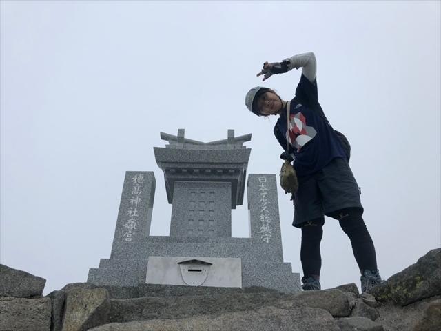 2019年夏山 涸沢キャンプ②_e0271890_14555094.jpg
