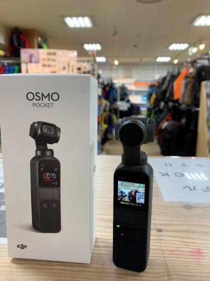 新商品 DJI osmoシリーズ入荷しました‼_d0198793_11574654.jpg