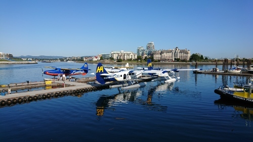 Harbour Air / 水上飛行機_b0117700_06280183.jpg