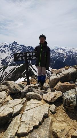 燕岳~常念岳_d0237801_11315454.jpg