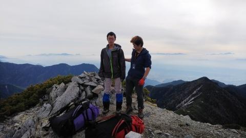 燕岳~常念岳_d0237801_11352231.jpg