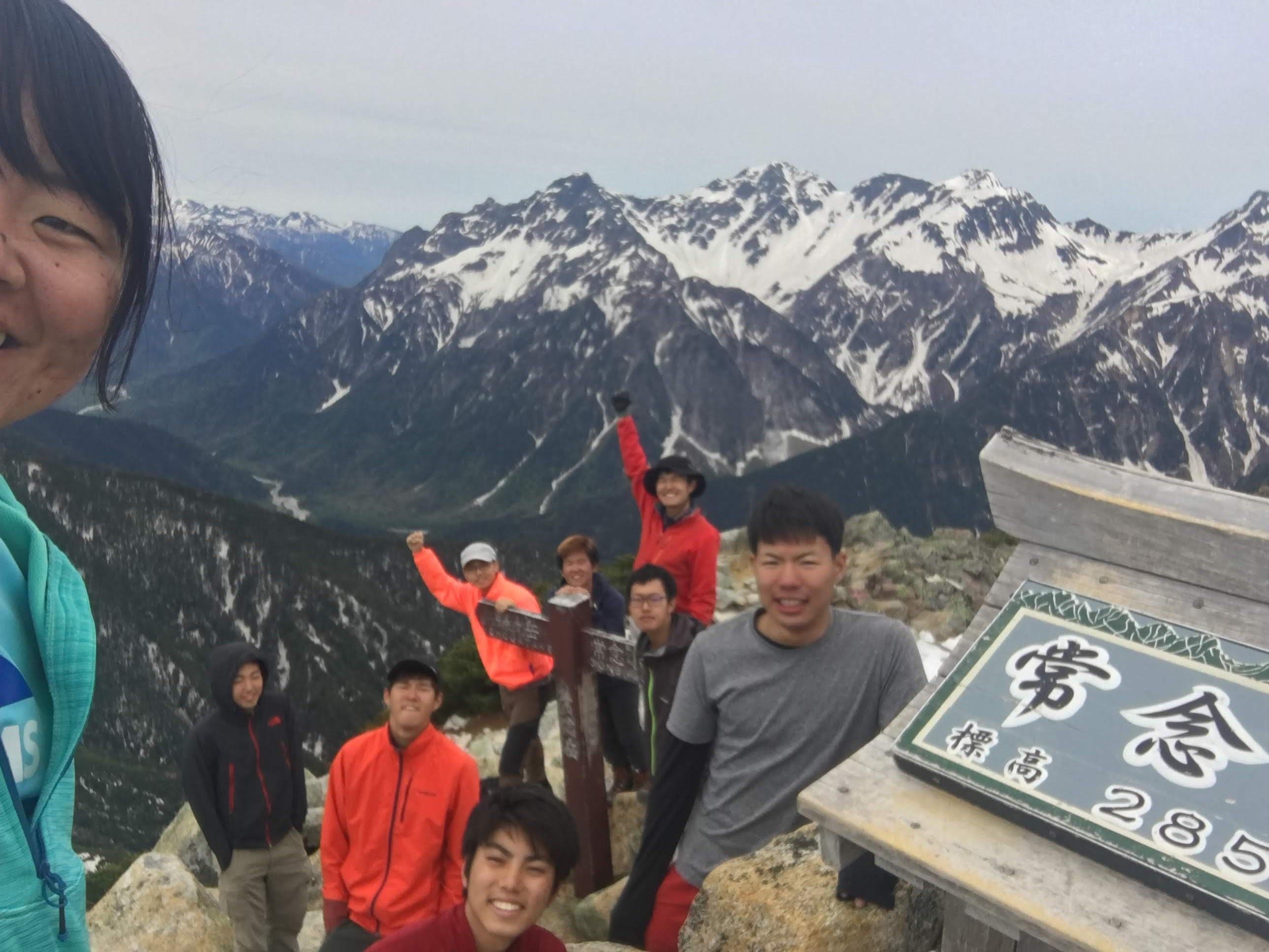 燕岳~常念岳_d0237801_11550987.jpg