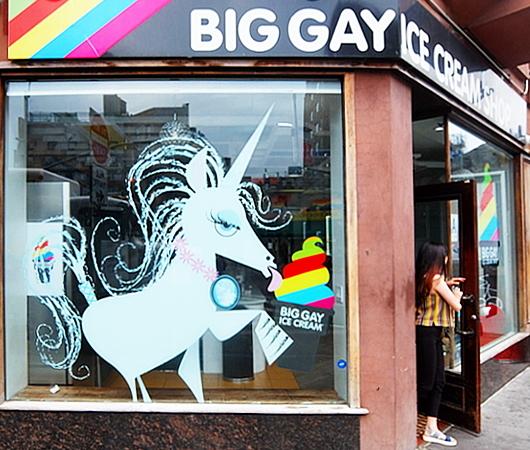 ビッグ・ゲイ・アイスクリーム・ショップ(Big Gay Ice Cream Shop)、グリニッジ・ビレッジ店_b0007805_02030505.jpg