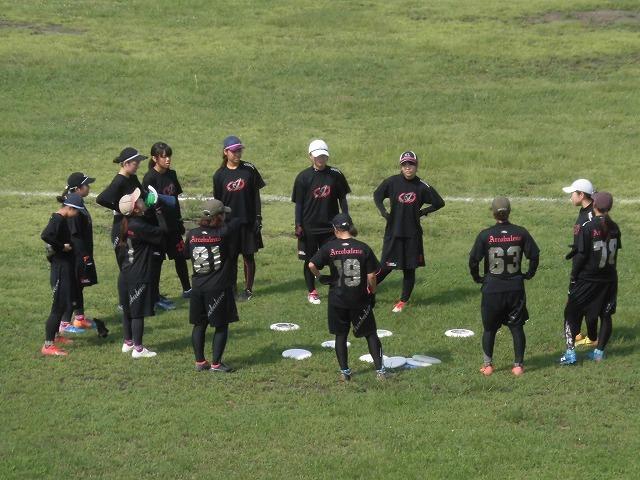 うだる暑さの中、第4回 アルティメット静岡県大会_f0141310_06542384.jpg
