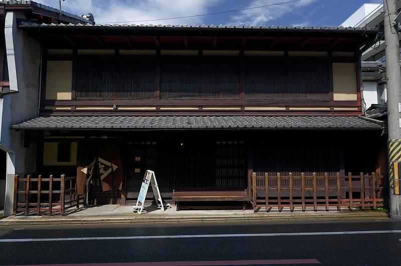 京の夏の旅@無名舎(吉田家住宅) 其の一_f0032011_18213995.jpg
